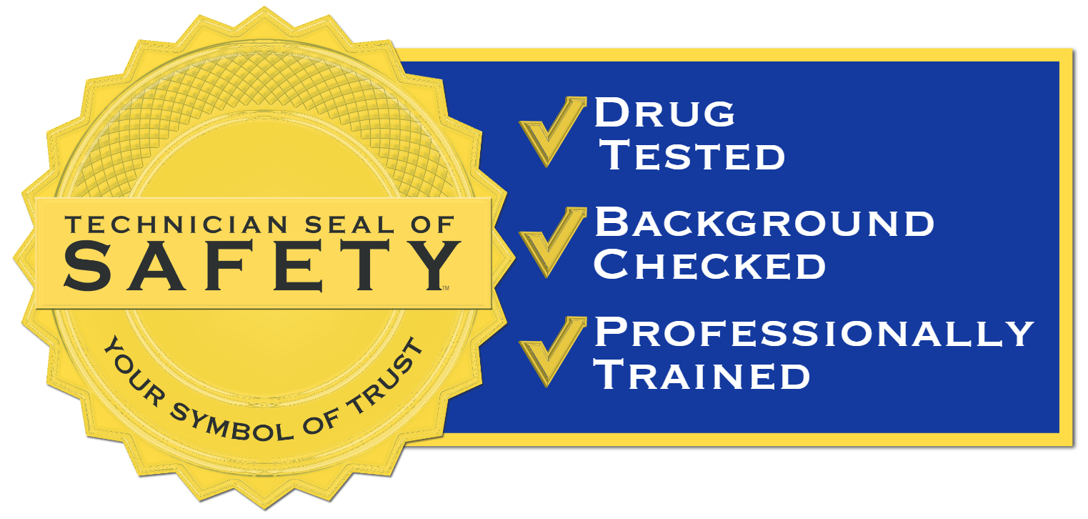 Technician Seal of Safety icon